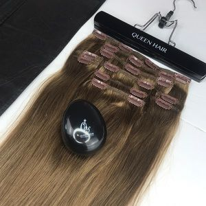 ❤️Real Russian Clip-in Hair Extensions ❤️